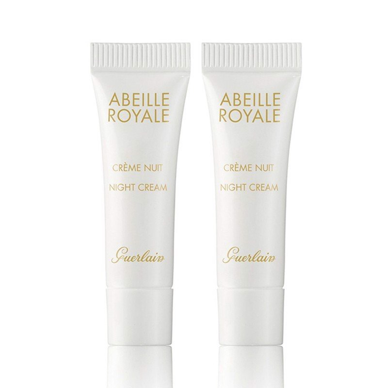 Combo 2 Kem Dưỡng Ban Đêm Guerlain Abeille Royale Night Cream 3ml