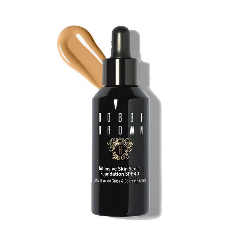 Kem nền Serum Bobbi Brown Intensive Skin Serum Foundation SPF40 PA+++ Warm Sand 30ml