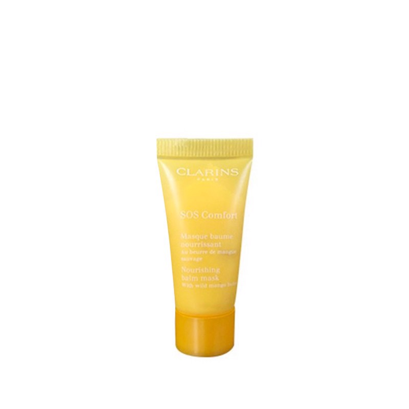 Mặt Nạ Clarins SOS Comfort Nourishing Balm Mask With Wild Mango Butter 5ml