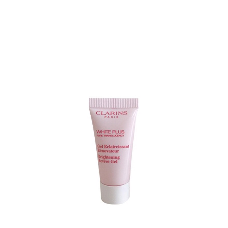 Mặt nạ trắng da Clarins White Plus Smoothing Brightening Revive Night Mask Gel 5ml