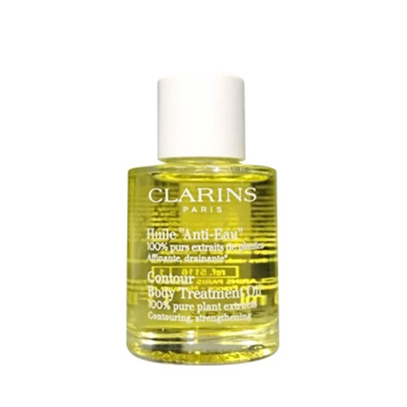 Dầu massage Clarins Contour Body Treatment Oil 30ml