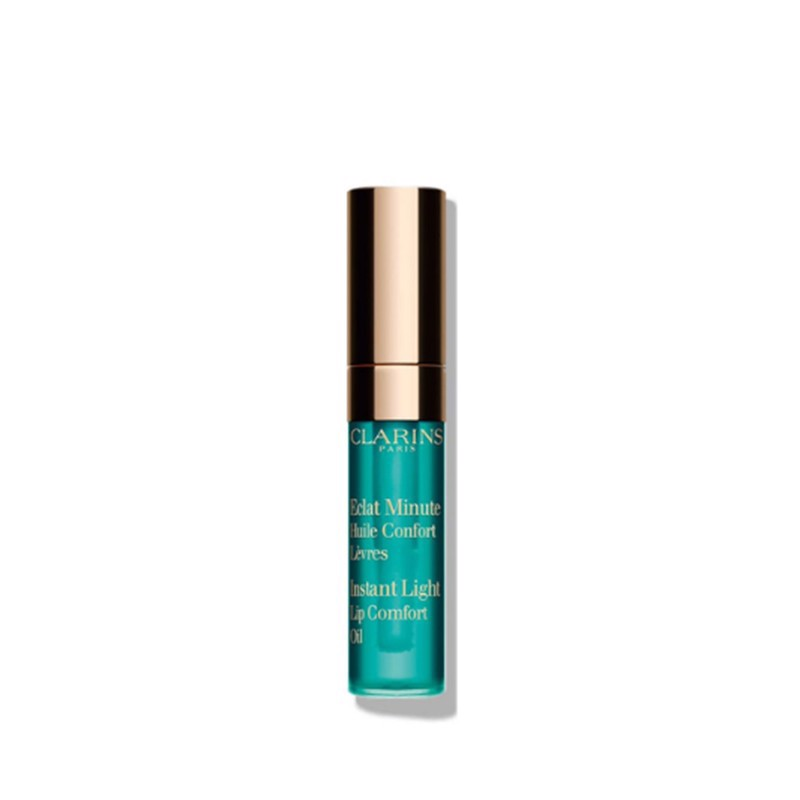 Son Dưỡng Môi Clarins Lip Oil Màu 06 - Mint Trial Outercarton 2.8ml