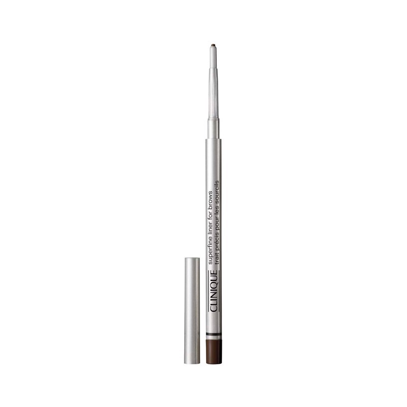 Kẻ Mày Clinique Superfine Liner For Brows - Deep Brown 0.6g