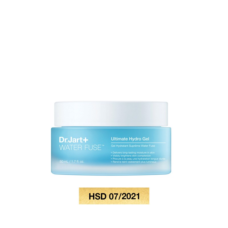 Gel Cấp Ẩm Dr.Jart Water Fuse Ultimate Hydrogel 50ml