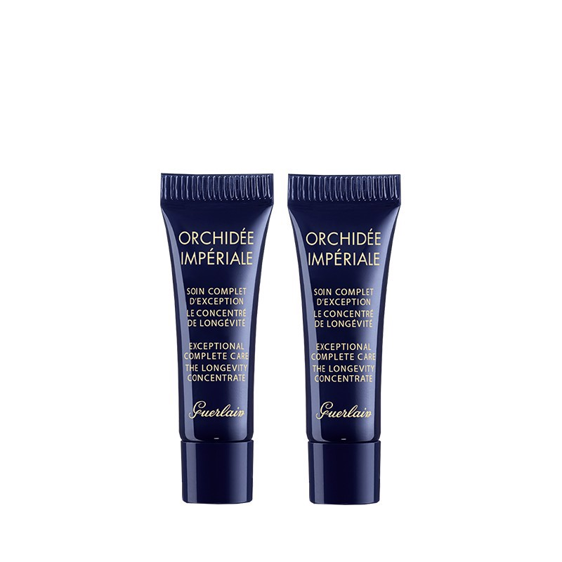 Combo 2 Tinh Chất Chống Lão Hóa Guerlain Orchidee Impériale The Longevity Concentrate 3mlx2