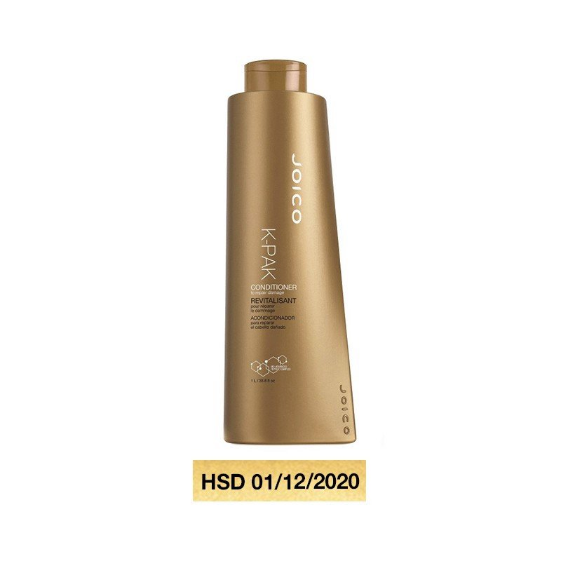 Dầu Xả Joico K-Pak Conditioner To Repair Damage 1000ml