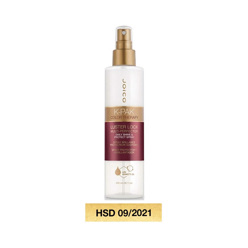 Xịt Dưỡng Joico K-Pak Color Therapy Luster Lock Spray 200ml
