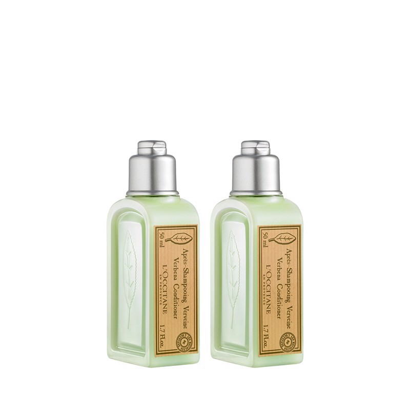 Combo 2 Dầu Xả Chiết Xuất Cỏ Roi Ngựa Loccitane Verbena Conditioner 50mlx2