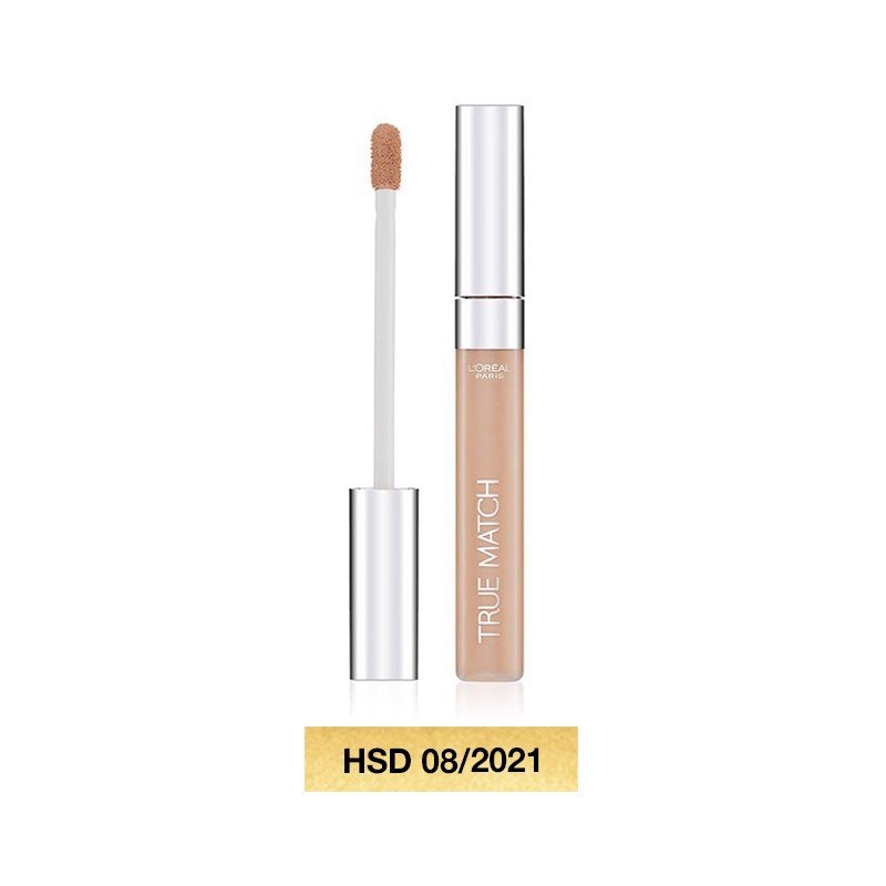 Kem Che Khuyết Điểm L'Oreal True Match The One Concealer 4N Beige 6.8ml.