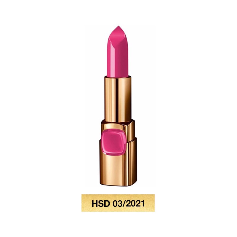 Son Lì Dưỡng Môi L'Oreal Color Riche Moist Matte Lipstick P511 Touch Of Amaranth 3.7g