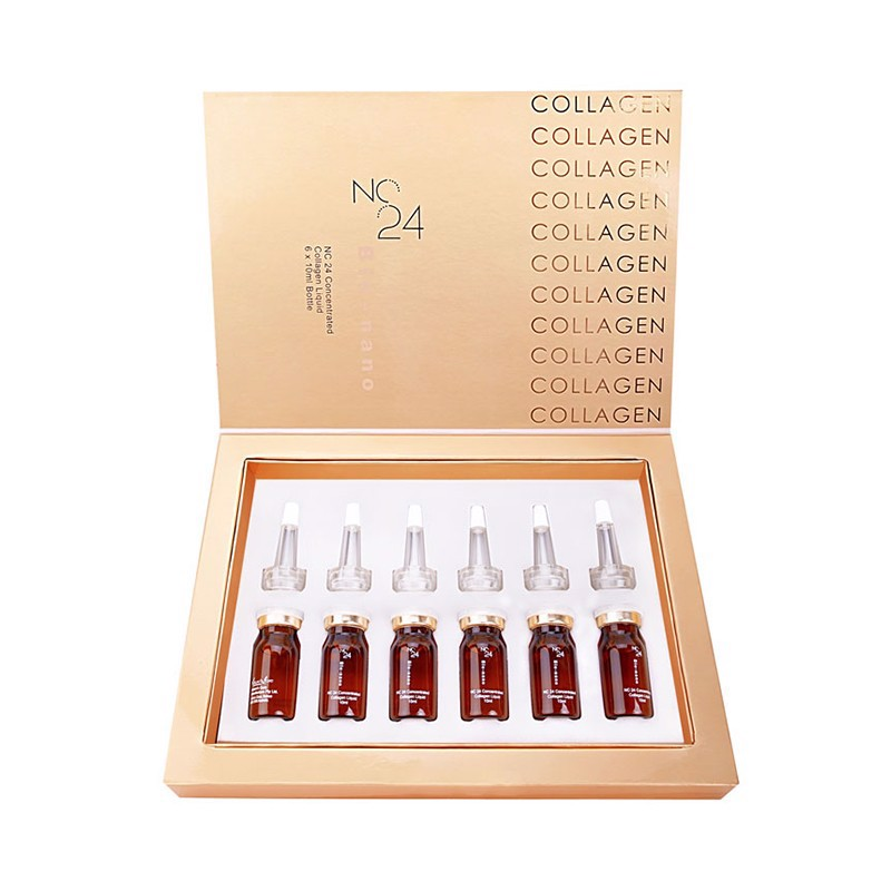 Set Tinh Chất Collagen 100% Nature's care - 6 chaix10ml