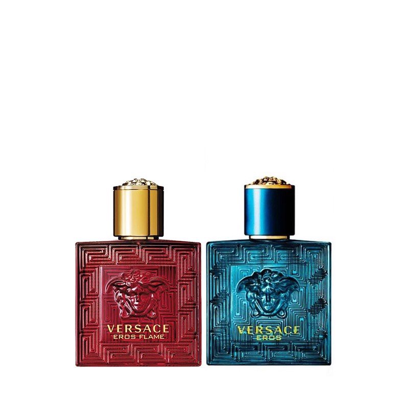 Combo Nước Hoa Mini Versace Eros Flame Edp 5ml - Versace Eros Edt 5ml