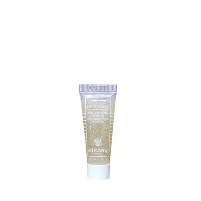 Gel rửa mặt Sisley Phyto - Blanc Buff and Wash Facial Gel‎ 10ml