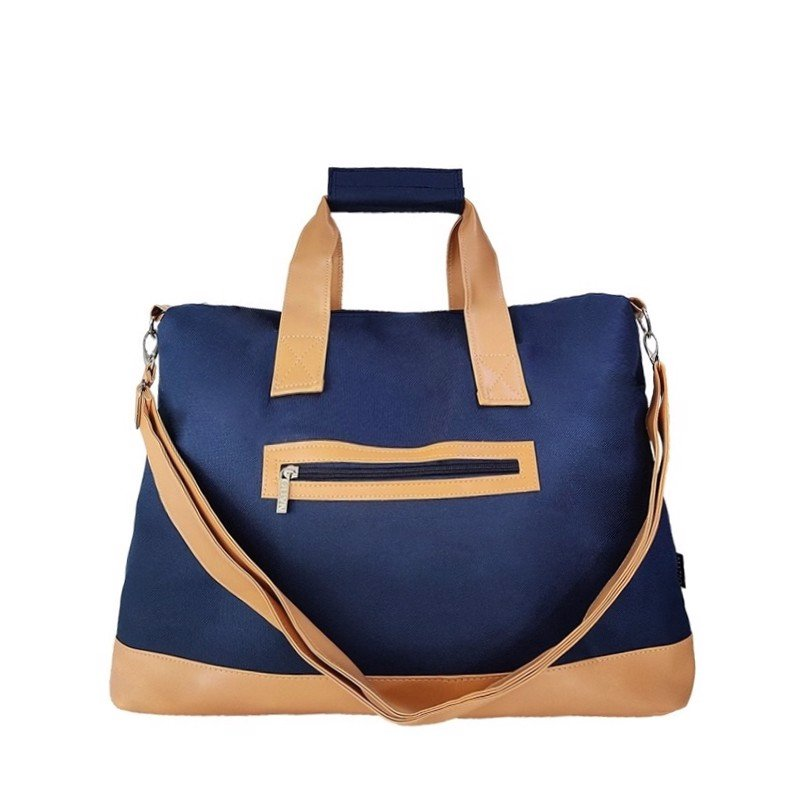 Túi Du Lịch Natio Ocean Blue Weekender Bag