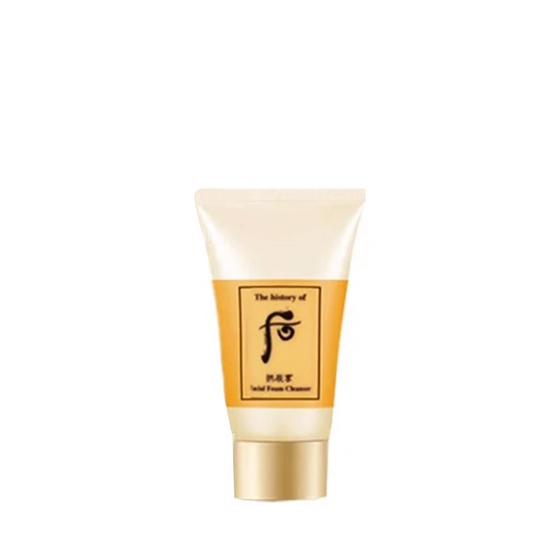 Sửa Rửa Mặt The History Of Whoo Gongjinhyang Facial Farm Cleanser 13ml