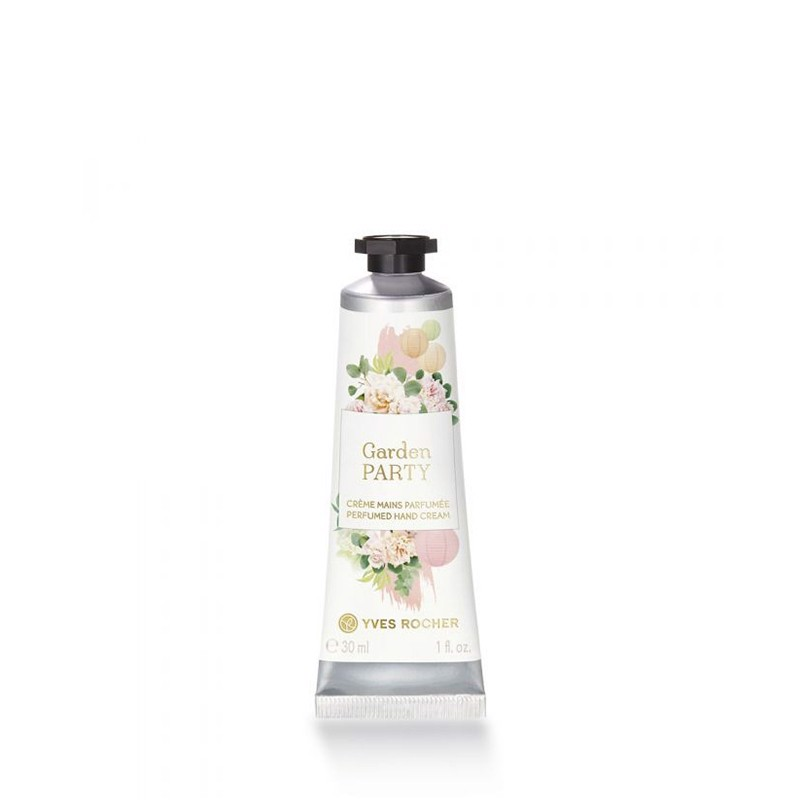 Kem Dưỡng Da Tay Yves Rocher Garden Party Hand Cream 30ml