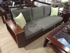 Sofa bốn Deluxe tay Mod