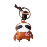 Charm Da Chú Lười Độc Đáo - Unique Leather Charm Sloth Edition
