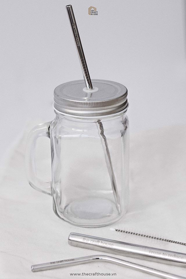 Ống Hút Inox The Craft House | The Craft House Stainless Steel Straw