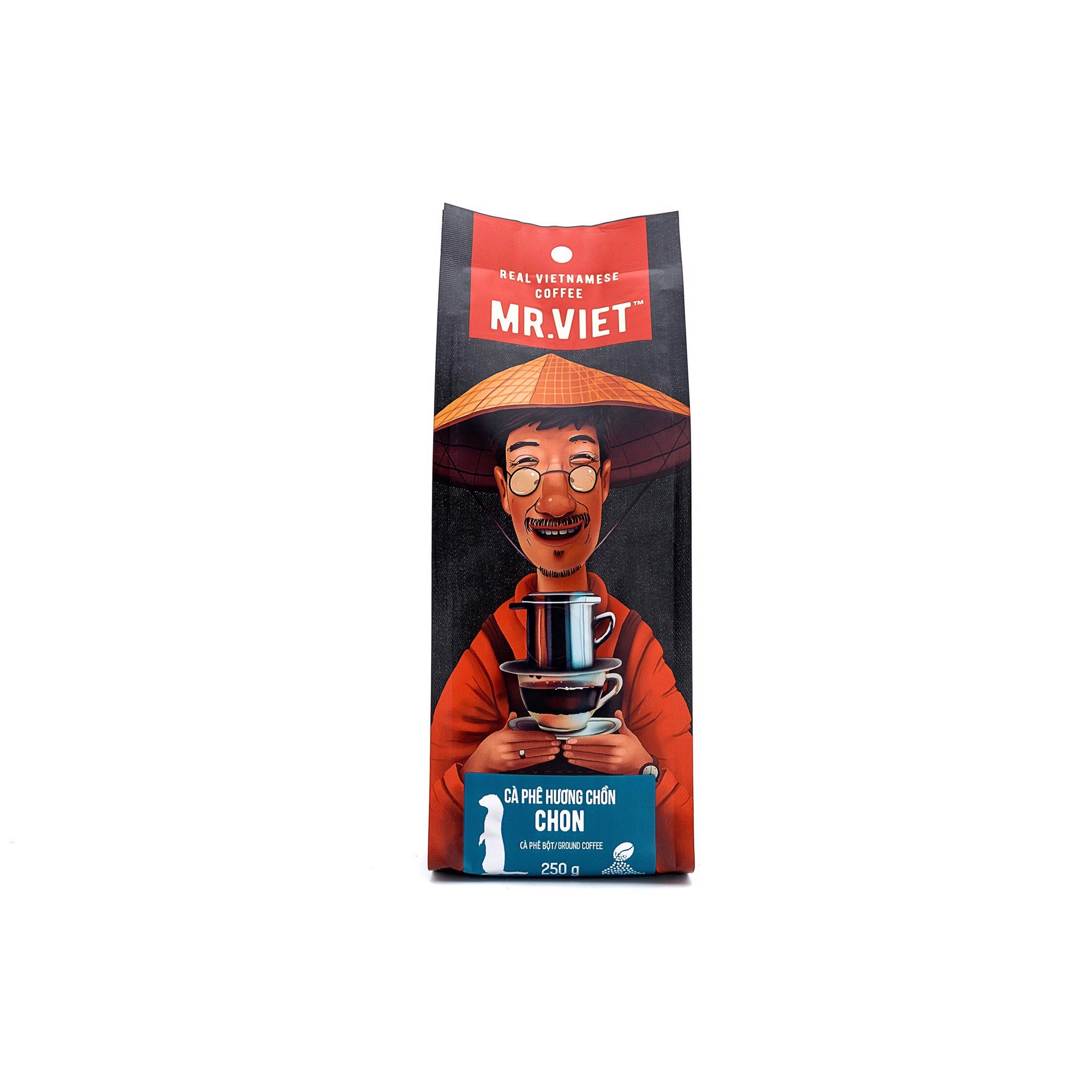 Cà Phê Bột Rang Xay Chồn /// Weasel Authentic Ground Coffee