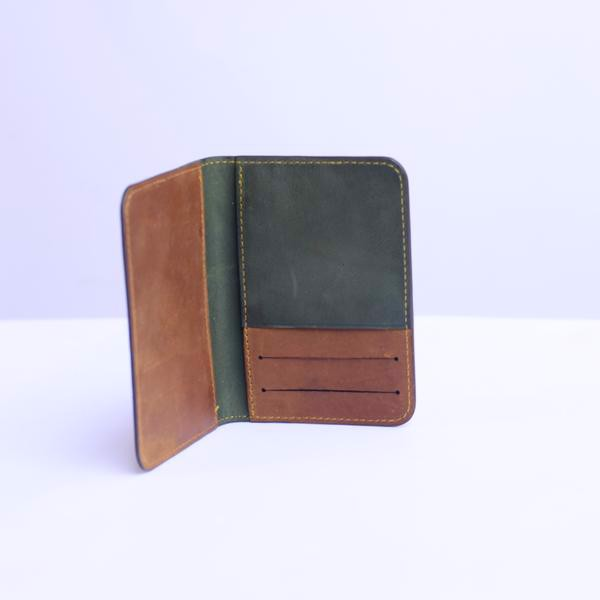 Ví Da Mini 01 // Leather Mini Wallet 01