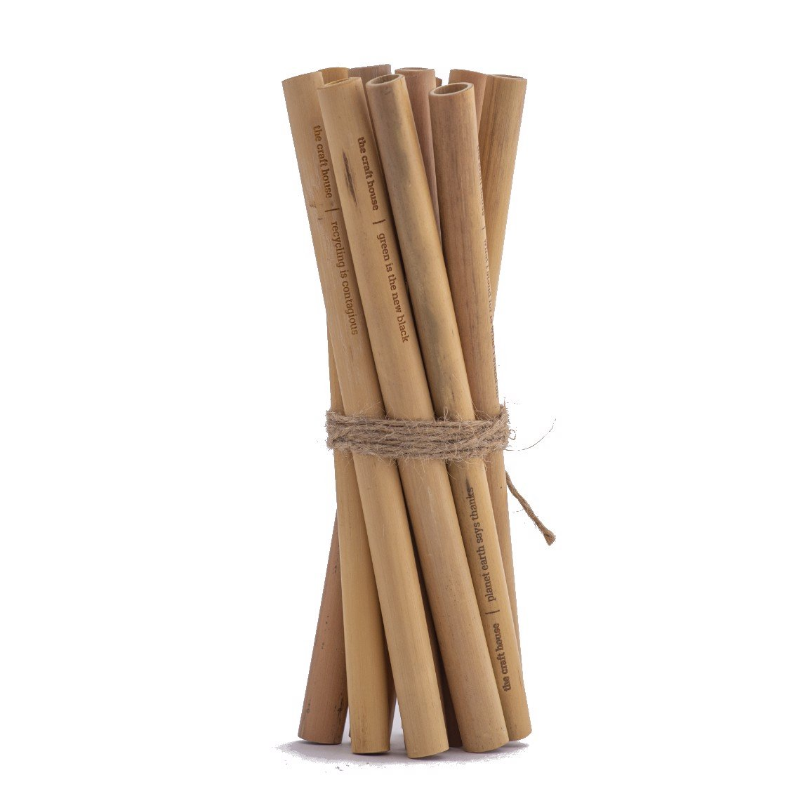 Ống Hút Tre Set Nhỏ - Bamboo Straw Small Set