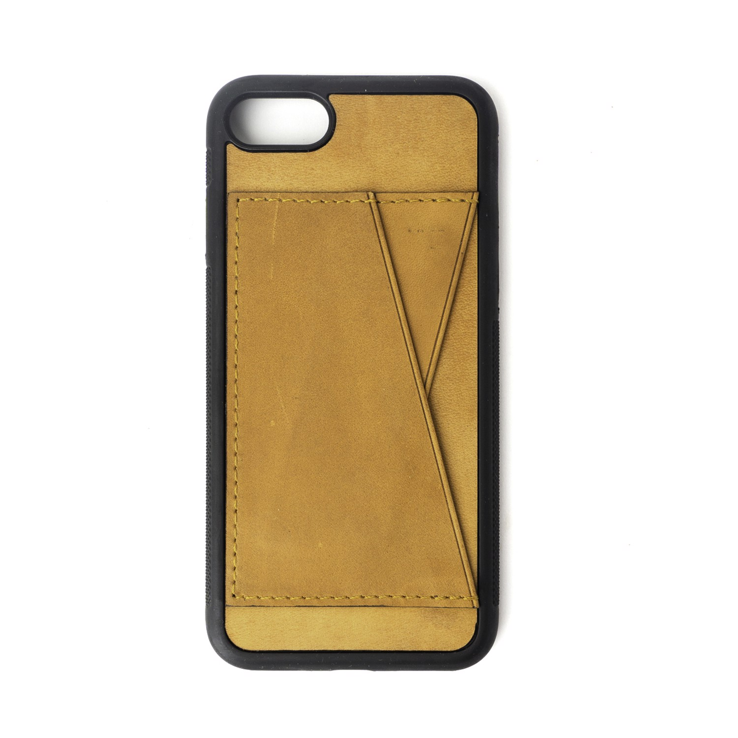 Ốp Da Điện Thoại Đựng Thẻ Chéo - Leather Iphone Case Card by Side