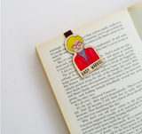 Kẹp Sách Giấy Andy Warhor - Paper Bookmark Andy Warhor