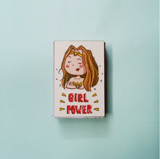 Hộp Diêm Quà Tặng Girl Power - Girl Power Gift Match Box