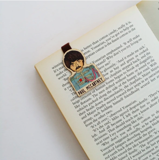Kẹp Sách Giấy Paul McCartney - Paper Bookmark Paul McCartney