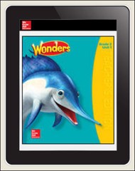 Wonders Teacher Online Workspace 6-Year Online Subscription, Grade 2