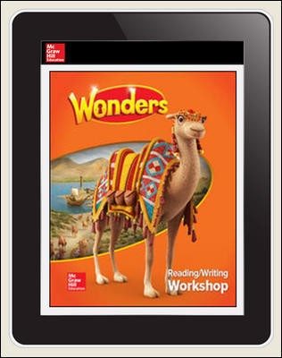 Wonders Student Online Workspace 1-Year Online Subscription Grade 3