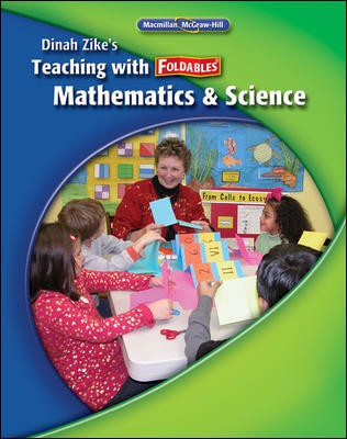 My Math, Grades PreK-5, Dinah Zike's Teaching Math & Science with Foldables