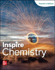Inspire Science: Chemistry, G9-12 Teacher Edition