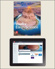 Inspire Science: Earth, G9-12 Comprehensive Student Bundle, 1-year subscription