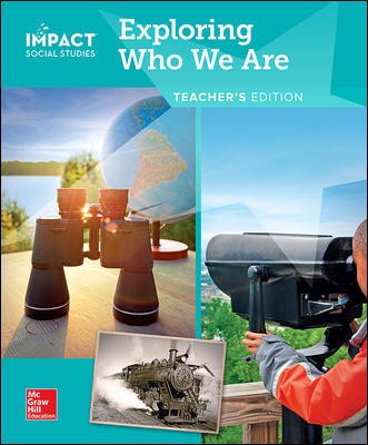IMPACT Social Studies, Exploring Who We Are, Grade 2, Teacher's Edition