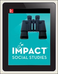 IMPACT Social Studies, Exploring Who We Are, Grade 2, Online Teacher Center, 1-year subscription