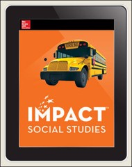 IMPACT Social Studies, Our Communities, Grade 3, Online Teacher Center, 1-year subscription