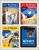 IMPACT Social Studies, U.S. History: Making a New Nation, Grade 5, Complete Print & Digital Student Bundle, 1 year subscription