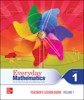 Everyday Mathematics 4 c2020 National Teacher Lesson Guide Grade 1 Volume 1