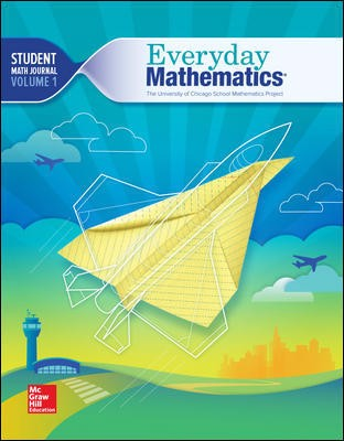 Everyday Mathematics 4th Edition, Grade 5, Student Math Journal Volume 1