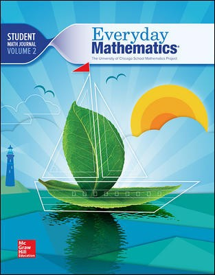 Everyday Mathematics 4, Grade 2, Student Math Journal 2