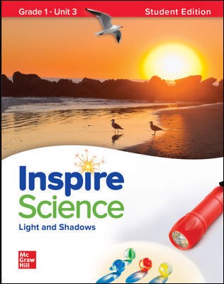 Inspire Science: Grade 1, Student Edition, Unit 3