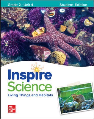 Inspire Science: Grade 2, Student Edition, Unit 4
