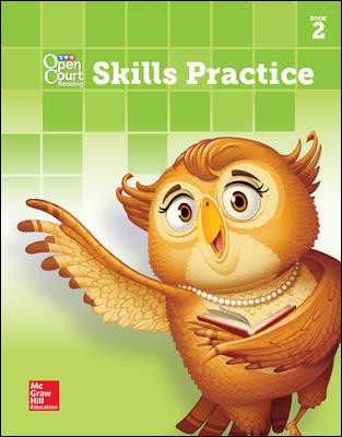 Open Court Reading Skills Practice Workbook, Book 2, Grade 2
