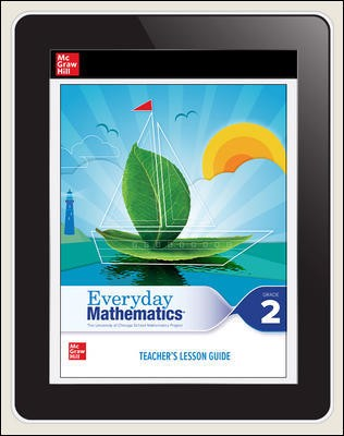 Everyday Mathematics 4 c2020 National Teacher Center Grade 2, 1-Year Subscription