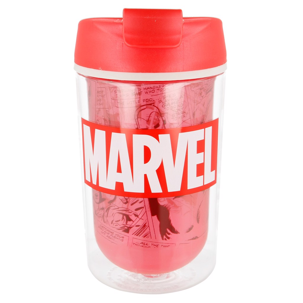 Bình nước YOUNG ADULT DOUBLE WALL COFFEE TO GO MARVEL