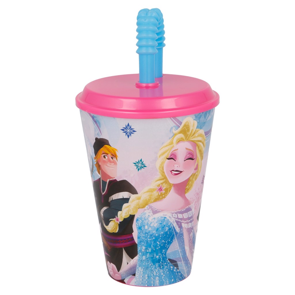 CỐC EASY SPORT FROZEN IRIDESCENT AQUA 430ML