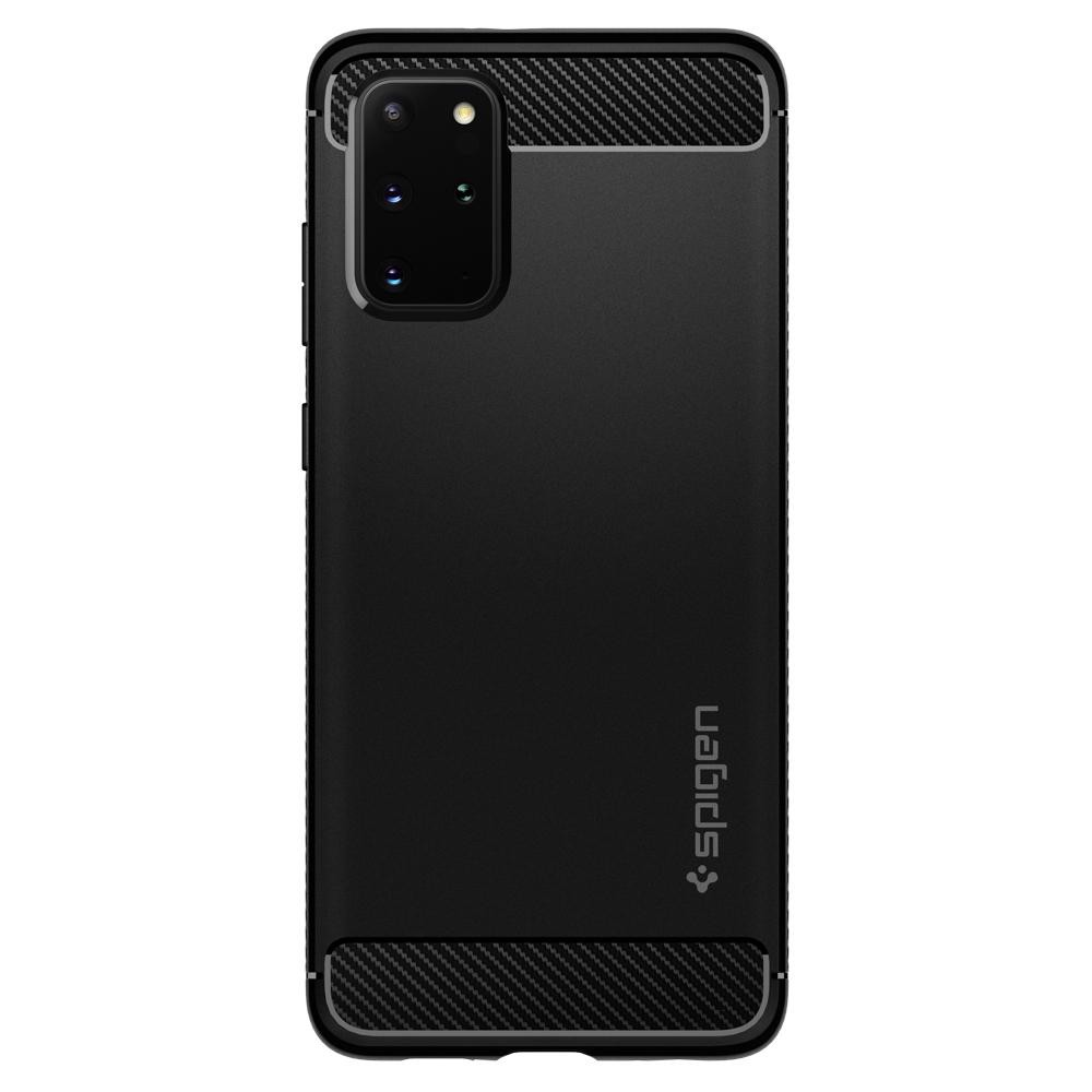 Ốp Samsung Galaxy s20 Plus Spigen Rugged Armor