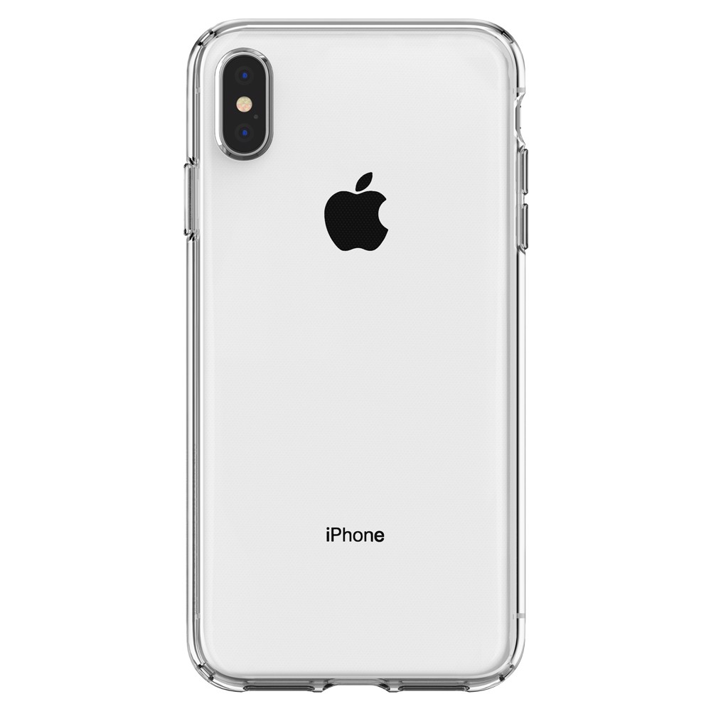 Ốp iPhone XS Max Spigen Crystal Flex